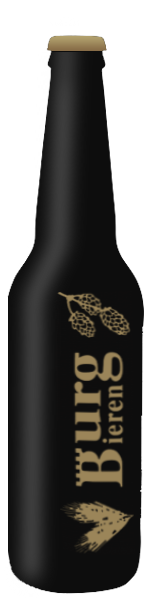 Molen #3000 - white wine ba black barley wine