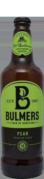 Bulmers Cider Pear