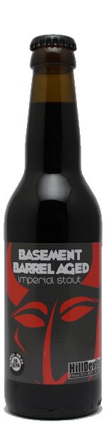 Basement Barrel Aged Imperial Stout Jim Beam