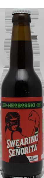 Neobosski Swearing Senorita - habanero peper