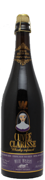 Wilderen Cuvee Clarisse Whisky Infused