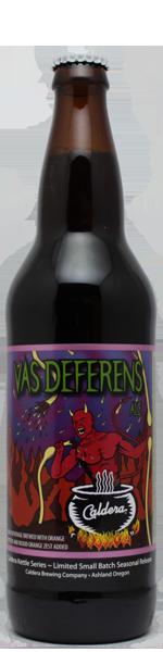 Caldera Vas Deferens Ale