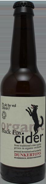 Organic Black Fox
