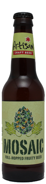 Artisan Mosaic - session ipa