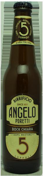 Angelo Poretti 5 Luppoli Bock Chiara