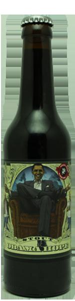 Pravda Obama Hope
