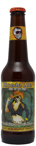 Beer of the Dead Blonde Ale