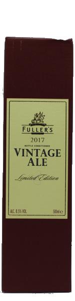 Fullers vintage Ale 2017