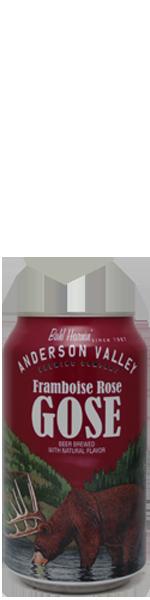 Anderson Framboise Rose Gose - blik