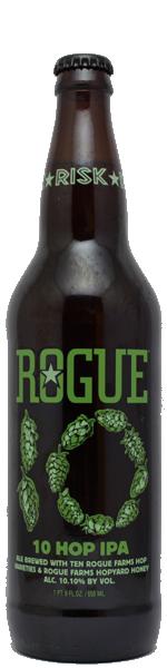 Rogue 10 hop IPA