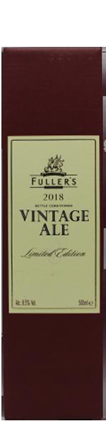 Fullers Vintage 2018 - old ale
