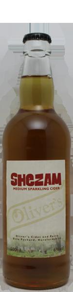 Oliver's Shezam Medium Sparkling Cider
