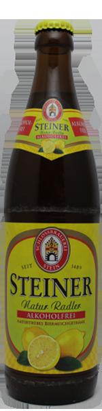 Steiner Natur Radler Alkoholfrei