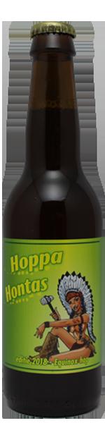 Maenhout Hoppa Hontas 2018