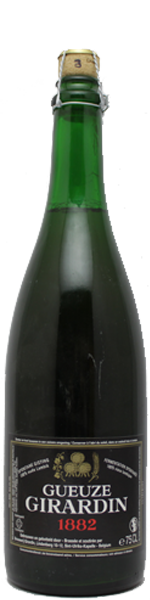 Gueuze Girardin 1882 Black Label - 75cl