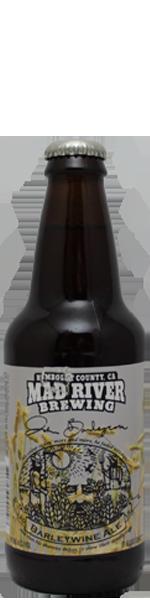 Madriver Barleywine Ale 2015