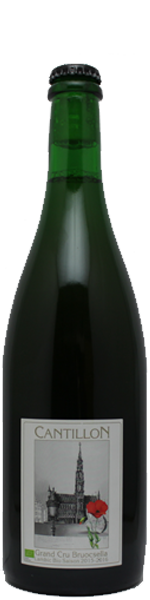 Cantillon Grand Cru Bruocsella Lambic Bio