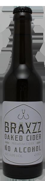 Oaked Cider - alcoholvrij