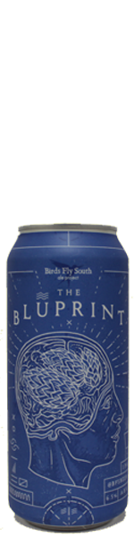 Birds Fly South The Bluprint - blik