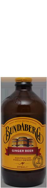 Bundaberg Ginger Beer - alcoholvrij