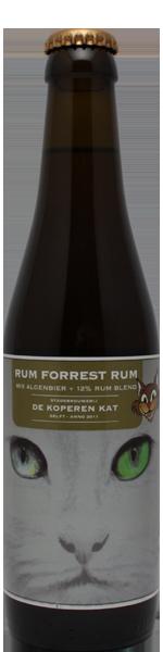 Koperen Kat Rum Forrest Rum