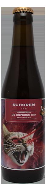 Koperen Kat Schorem