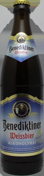 Benediktiner Weisbier Alkoholfrei