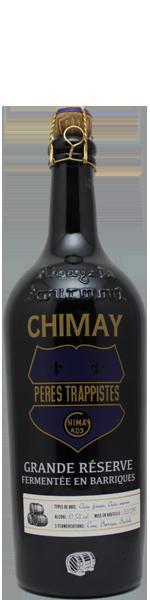 Chimay Grande Reserve Fermentée en Barriques - Chêne francais, Chêne américain 02/2019