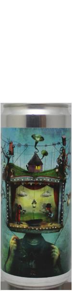 Wizard Puppethead - fruit - blik