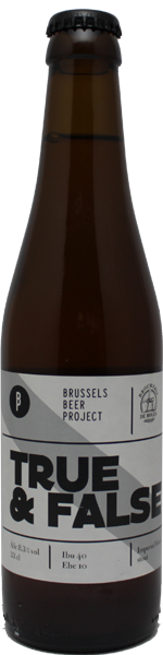 BBP / Molen True & False - white stout