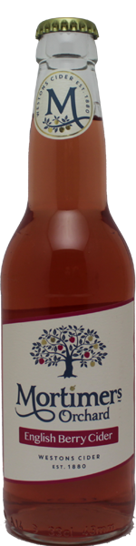 Westons Mortimers Orchard English Berry