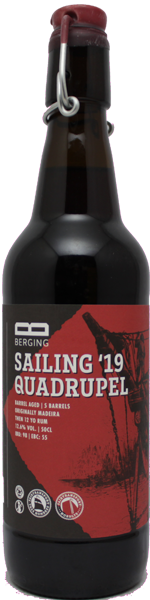 Berging Sailing '19 Quadrupel