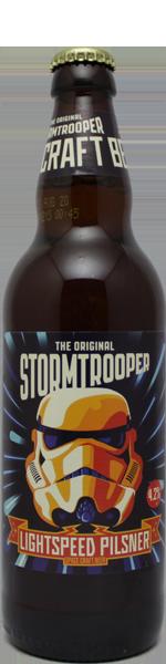 Stormtrooper Lightspeed Pilsner