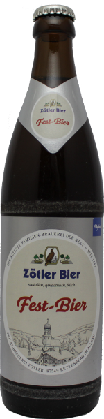Zotler Fest-Bier