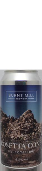 Burnt Mill Rosetta Cone - blik