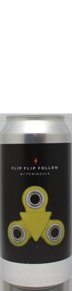 Garage FLIP FLIP FOLLOW - blik