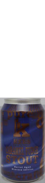 Kees Caramel Fudge Stout Oloroso Barrel Aged - blik