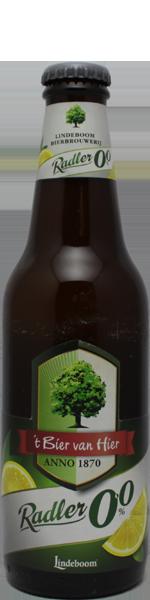 Lindeboom Radler Citroen 0.0%