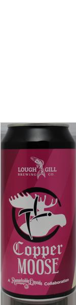 Lough Gill Copper Moose - blik