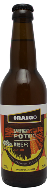 Orango Sweet Potato Beer
