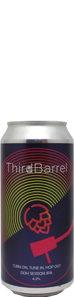 Third Barrel Turn On, Tune In, Hop Out - blik