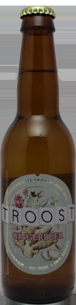 Troost Gingerbeer - alcoholvrij