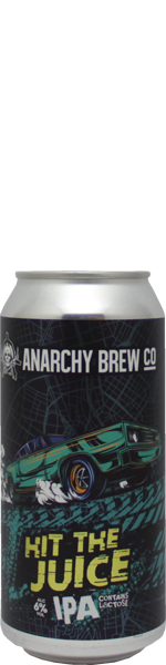 Anarchy Hit the Juice - blik
