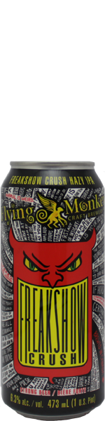 Flying Monkeys Freakshow Crush - blik