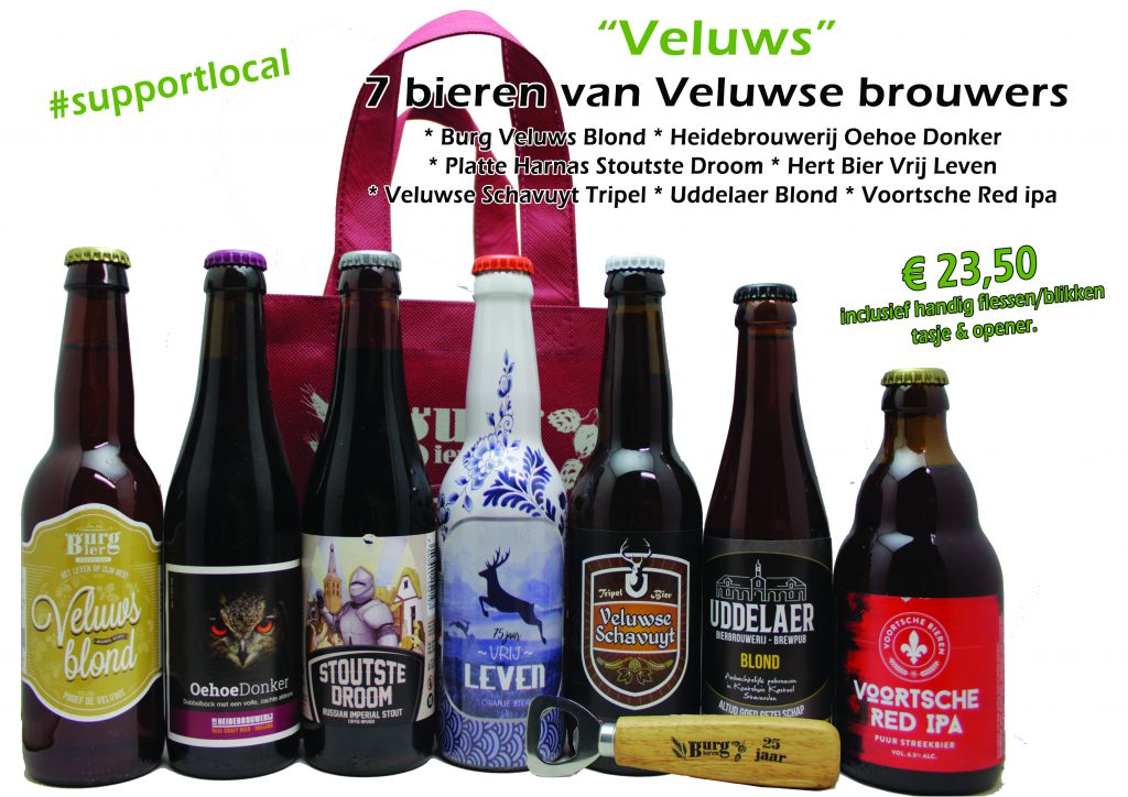 Bierpakket Veluws