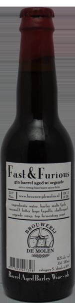 Molen Fast & Furious - gin ba