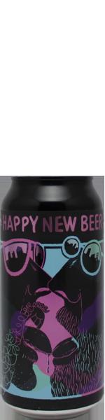 Happy New Beer - blik