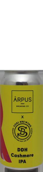 Arpus / Sori DDH Cashmere IPA - blik