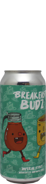 Brewing Projekt Breakfast Budz - blik