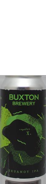 Buxton Lupulus X Ekuanot IPA - blik